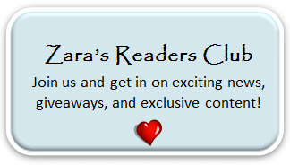 Join for Zara's Readers Club