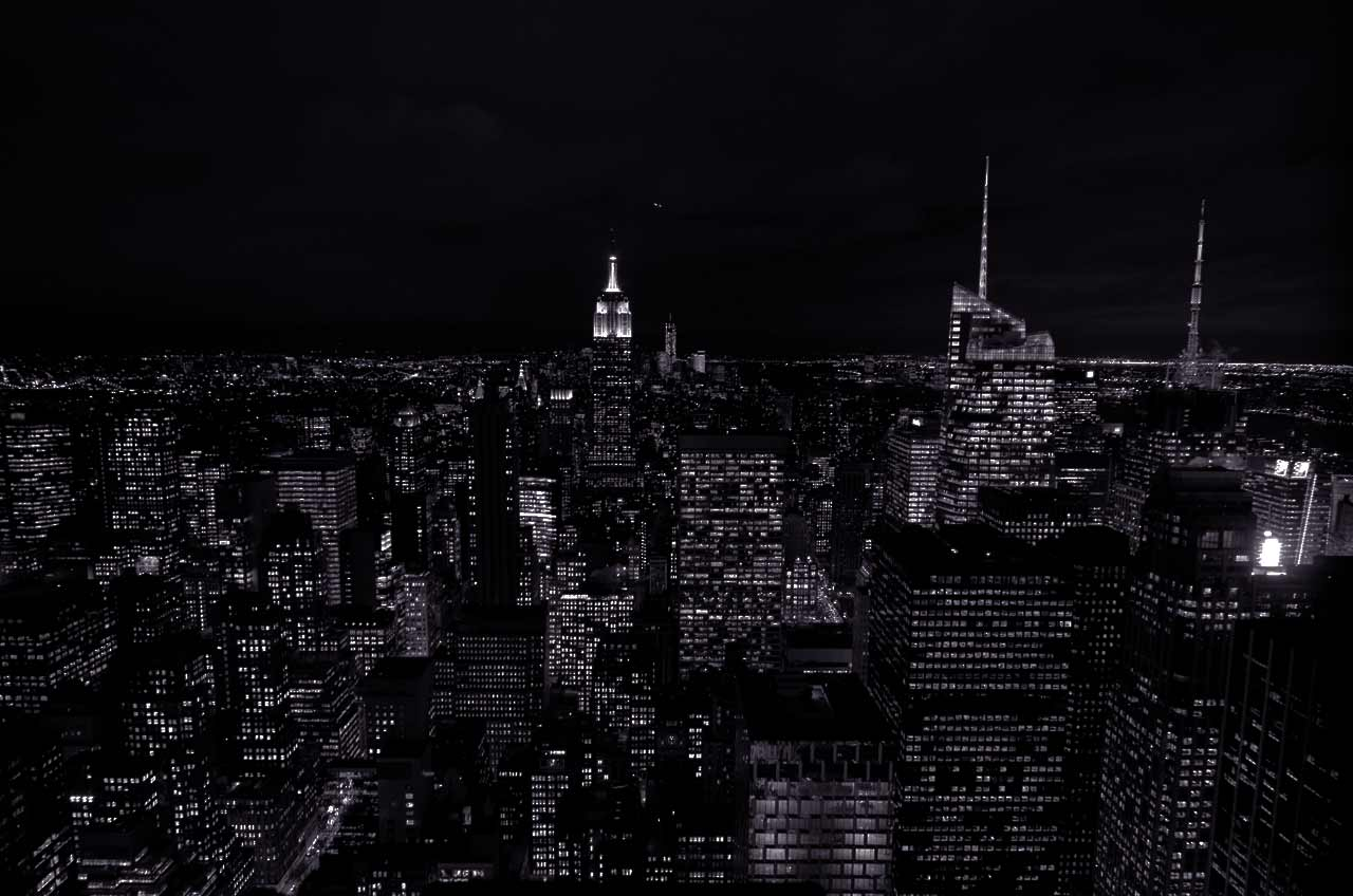 NYC-skyline-purpletone