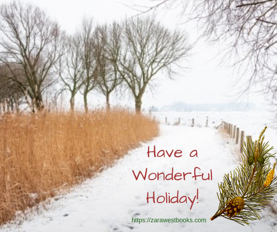 Have A Wonderful Holiday